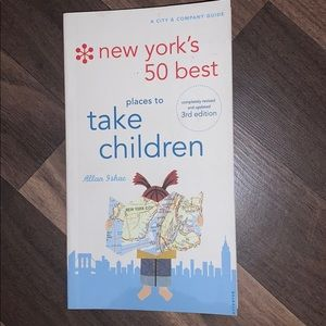 Other - New York's 50 best places to take children book